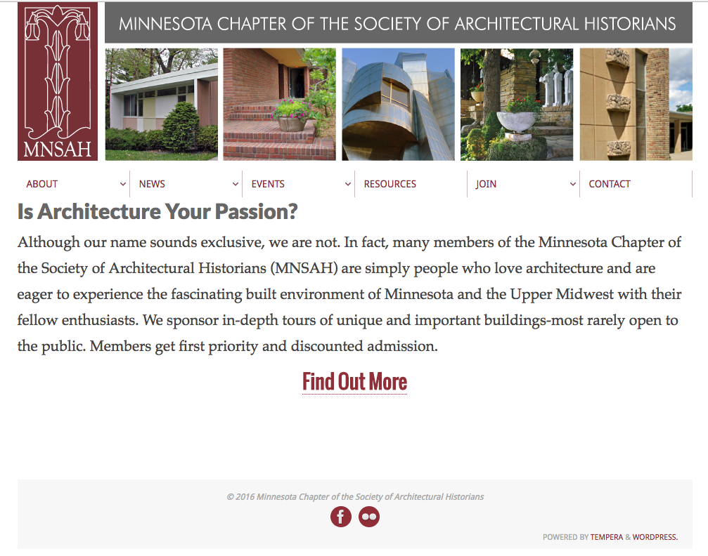 Minnesota Society of Architectural Historians