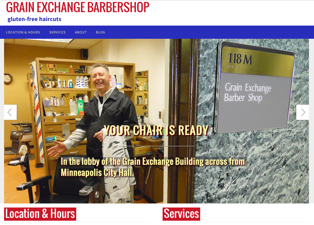 Grain Exchange Barbershop